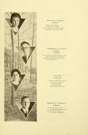 Page 13, 1923 Edition, Southern Adventist University - Triangle Yearbook (Collegedale, TN) online yearbook collection