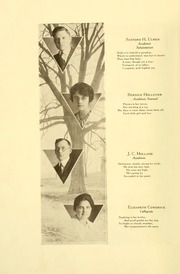 Page 14, 1923 Edition, Southern Adventist University - Triangle Yearbook (Collegedale, TN) online yearbook collection