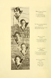 Page 16, 1923 Edition, Southern Adventist University - Triangle Yearbook (Collegedale, TN) online yearbook collection