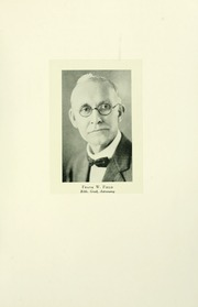 Page 11, 1925 Edition, Southern Adventist University - Triangle Yearbook (Collegedale, TN) online yearbook collection