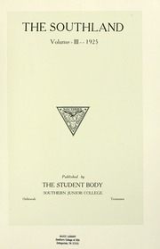 Page 7, 1925 Edition, Southern Adventist University - Triangle Yearbook (Collegedale, TN) online yearbook collection