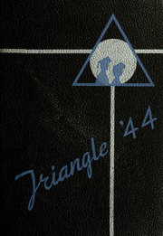 1944 Edition, Southern Adventist University - Triangle Yearbook (Collegedale, TN)