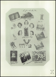 Ruhl Hartman High School - Graphic Yearboook (Kansas City, MO) online yearbook collection, 1945 Edition, Page 37