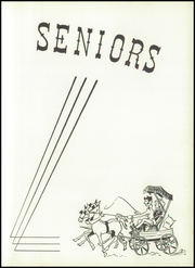 Page 13, 1955 Edition, Richards High School - Eagle Yearbook (Richards, MO) online yearbook collection
