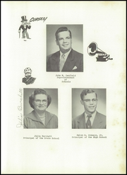 Page 9, 1955 Edition, Richards High School - Eagle Yearbook (Richards, MO) online yearbook collection