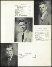 Page 11, 1956 Edition, Baring High School - Blue Devil Yearbook (Baring, MO) online yearbook collection