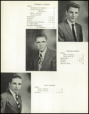 Page 12, 1956 Edition, Baring High School - Blue Devil Yearbook (Baring, MO) online yearbook collection
