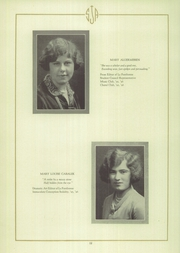 Page 16, 1926 Edition, St Josephs Academy - Academy Yearbook (St Louis, MO) online yearbook collection