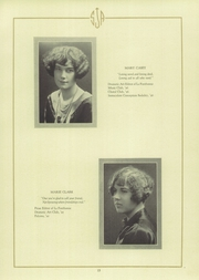Page 17, 1926 Edition, St Josephs Academy - Academy Yearbook (St Louis, MO) online yearbook collection