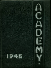 St Josephs Academy - Academy Yearbook (St Louis, MO) online yearbook collection, 1945 Edition, Page 1