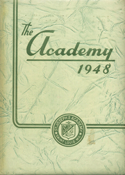 St Josephs Academy - Academy Yearbook (St Louis, MO) online yearbook collection, 1948 Edition, Page 1