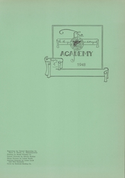 Page 3, 1948 Edition, St Josephs Academy - Academy Yearbook (St Louis, MO) online yearbook collection