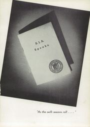 Page 5, 1951 Edition, St Josephs Academy - Academy Yearbook (St Louis, MO) online yearbook collection