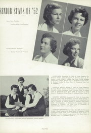 Page 13, 1952 Edition, St Josephs Academy - Academy Yearbook (St Louis, MO) online yearbook collection