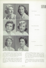 Page 14, 1952 Edition, St Josephs Academy - Academy Yearbook (St Louis, MO) online yearbook collection