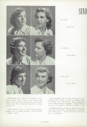 Page 16, 1952 Edition, St Josephs Academy - Academy Yearbook (St Louis, MO) online yearbook collection