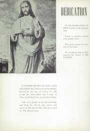 Page 8, 1952 Edition, St Josephs Academy - Academy Yearbook (St Louis, MO) online yearbook collection