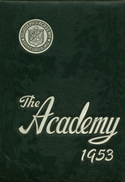Page 1, 1953 Edition, St Josephs Academy - Academy Yearbook (St Louis, MO) online yearbook collection