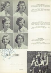 Page 15, 1953 Edition, St Josephs Academy - Academy Yearbook (St Louis, MO) online yearbook collection