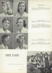 Page 17, 1953 Edition, St Josephs Academy - Academy Yearbook (St Louis, MO) online yearbook collection