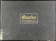 Page 1, 1915 Edition, Missouri State University - Ozarko Yearbook (Springfield, MO) online yearbook collection