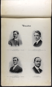 Page 13, 1915 Edition, Missouri State University - Ozarko Yearbook (Springfield, MO) online yearbook collection