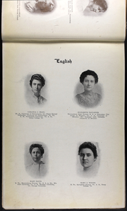 Page 15, 1915 Edition, Missouri State University - Ozarko Yearbook (Springfield, MO) online yearbook collection