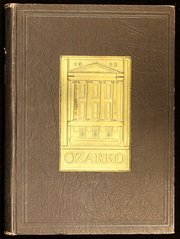 Page 1, 1928 Edition, Missouri State University - Ozarko Yearbook (Springfield, MO) online yearbook collection