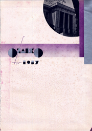 Page 5, 1937 Edition, Missouri State University - Ozarko Yearbook (Springfield, MO) online yearbook collection