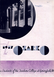 Page 7, 1937 Edition, Missouri State University - Ozarko Yearbook (Springfield, MO) online yearbook collection