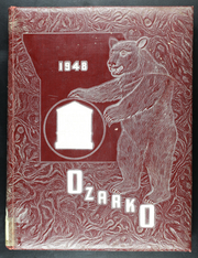 Page 1, 1948 Edition, Missouri State University - Ozarko Yearbook (Springfield, MO) online yearbook collection