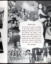 Page 11, 1948 Edition, Missouri State University - Ozarko Yearbook (Springfield, MO) online yearbook collection