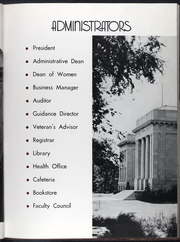 Page 15, 1948 Edition, Missouri State University - Ozarko Yearbook (Springfield, MO) online yearbook collection