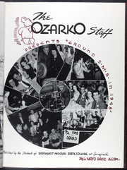 Page 7, 1948 Edition, Missouri State University - Ozarko Yearbook (Springfield, MO) online yearbook collection