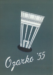1955 Edition, Missouri State University - Ozarko Yearbook (Springfield, MO)