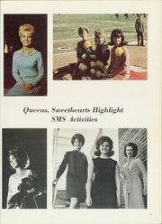 Page 11, 1968 Edition, Missouri State University - Ozarko Yearbook (Springfield, MO) online yearbook collection