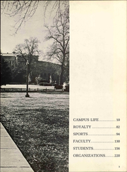 Page 9, 1969 Edition, Missouri State University - Ozarko Yearbook (Springfield, MO) online yearbook collection