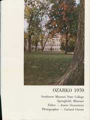 Page 5, 1970 Edition, Missouri State University - Ozarko Yearbook (Springfield, MO) online yearbook collection