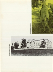 Page 8, 1972 Edition, Missouri State University - Ozarko Yearbook (Springfield, MO) online yearbook collection