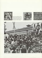 Page 8, 1974 Edition, Missouri State University - Ozarko Yearbook (Springfield, MO) online yearbook collection