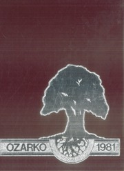 1981 Edition, Missouri State University - Ozarko Yearbook (Springfield, MO)