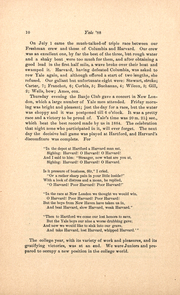 Page 15, 1888 Edition, Yale University - Banner and Pot Pourri Yearbook (New Haven, CT) online yearbook collection