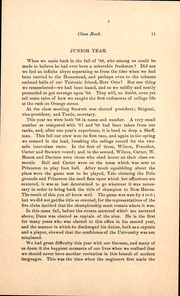 Page 16, 1888 Edition, Yale University - Banner and Pot Pourri Yearbook (New Haven, CT) online yearbook collection