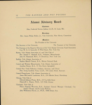 Page 14, 1910 Edition, Yale University - Banner and Pot Pourri Yearbook (New Haven, CT) online yearbook collection
