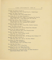 Page 15, 1910 Edition, Yale University - Banner and Pot Pourri Yearbook (New Haven, CT) online yearbook collection