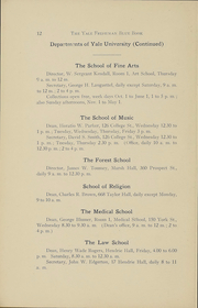 Page 13, 1918 Edition, Yale University - Banner and Pot Pourri Yearbook (New Haven, CT) online yearbook collection