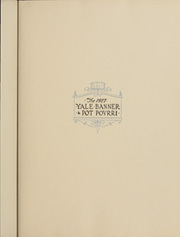 Page 7, 1927 Edition, Yale University - Banner and Pot Pourri Yearbook (New Haven, CT) online yearbook collection
