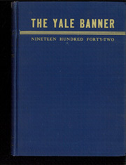 1942 Edition, Yale University - Banner and Pot Pourri Yearbook (New Haven, CT)