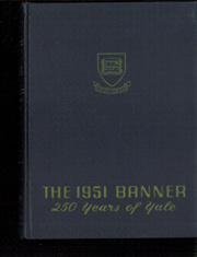1951 Edition, Yale University - Banner and Pot Pourri Yearbook (New Haven, CT)