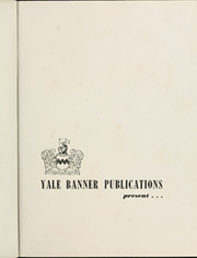 Page 5, 1952 Edition, Yale University - Banner and Pot Pourri Yearbook (New Haven, CT) online yearbook collection